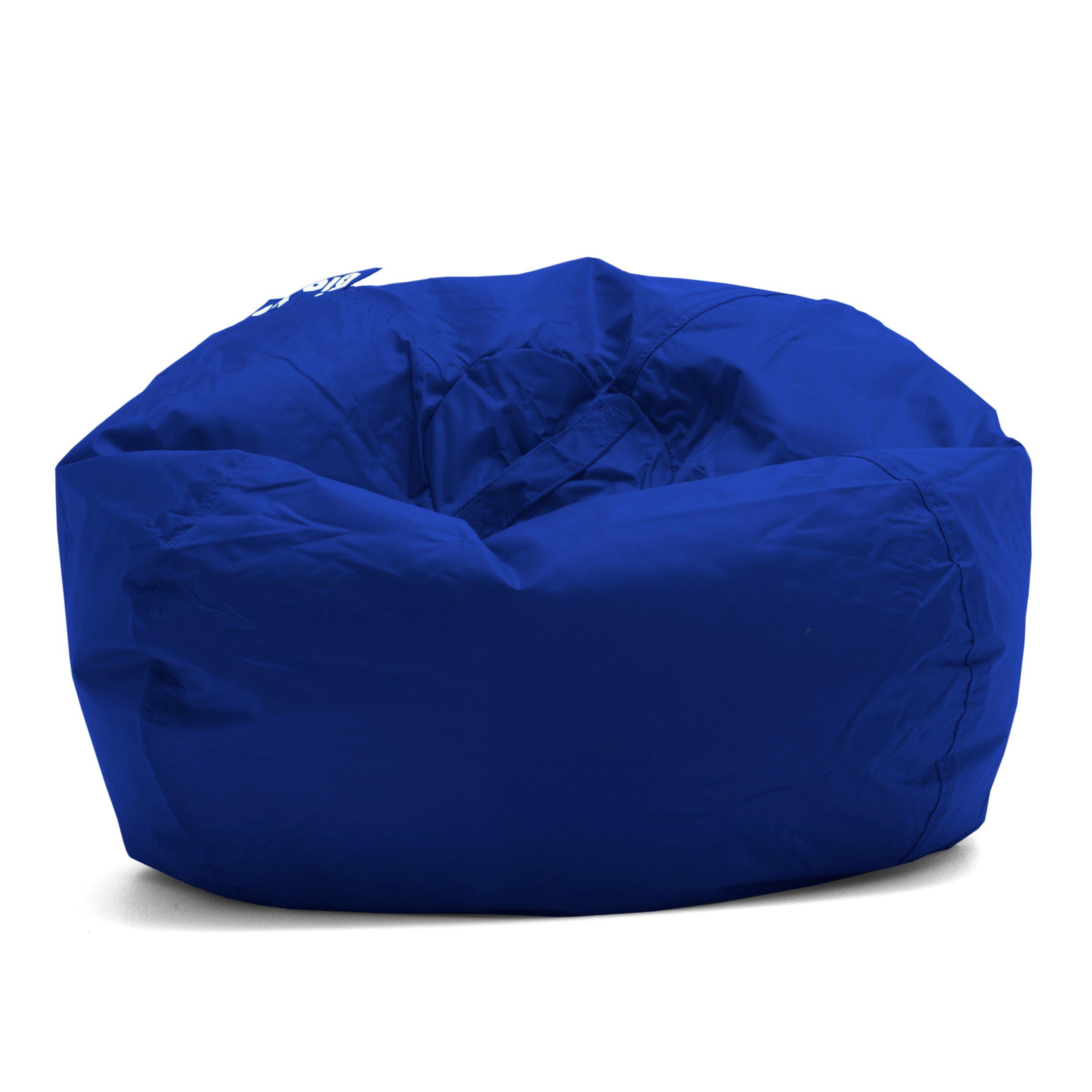 Big Joe Bean 98 Inch Sapphire