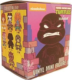Kidrobot Teenage Mutant Ninja Turtles Series 2 Shell Shock Blind Box Figure - One Figure