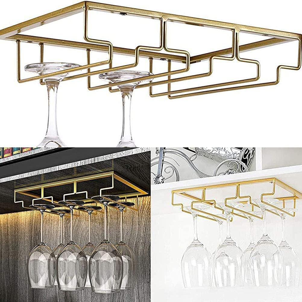 Desire Sky Detroit Mall Goblet Holder Hanging Glass Wine Max 54% OFF Kitchen Bar
