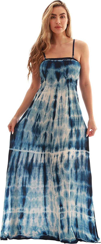 Riviera Sun Rasta Maxi Summer Dress Sundress for Fashionable service Women with Long