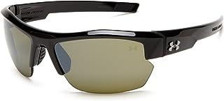 نظارات شمسية رياضية إغنتير برو من أندر أرمور - إطار أسود لامع / عدسات متعددة - 59 ملم
