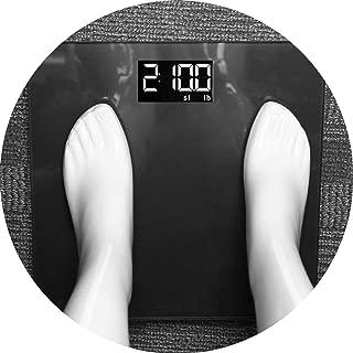 180kg Electronic Digital Weight Weighing Bathroom Scale Body Floor Balance Steelyard Household Scales Machine