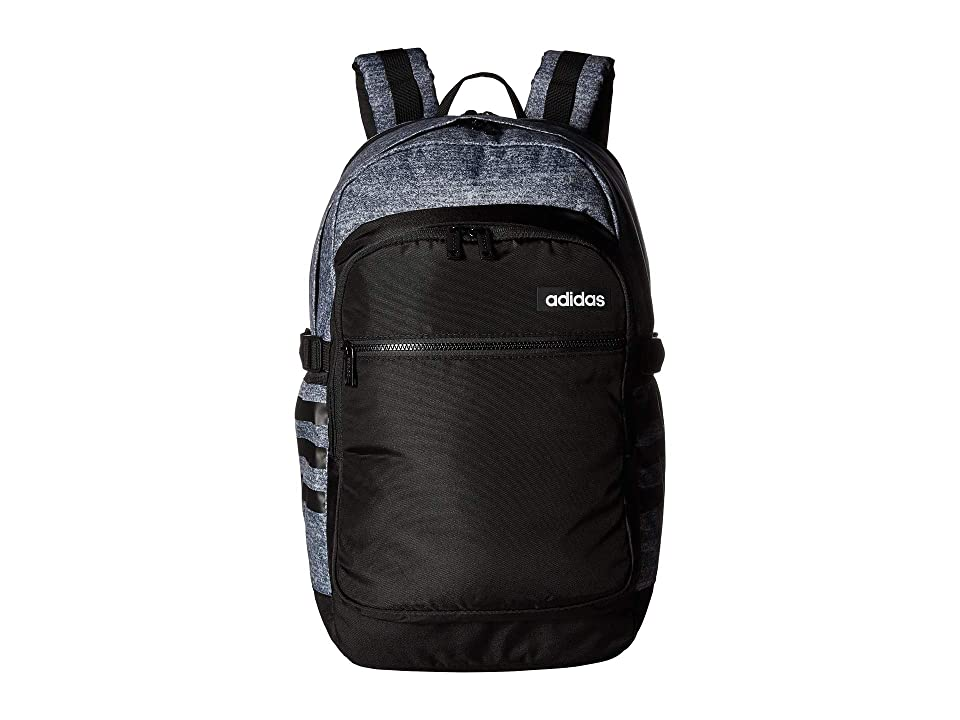 adidas Core Advantage Backpack (Onix Jersey/Black) Backpack Bags