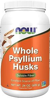 Now Foods Psyllium Husk Powder 24Oz.