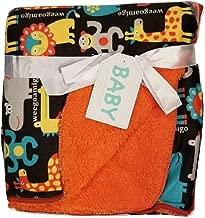 Weegoamigo Baby Blanket 30 in x 40 in