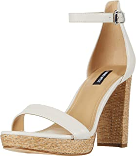NINE WEST Women's Dempsey Heeled Sandal