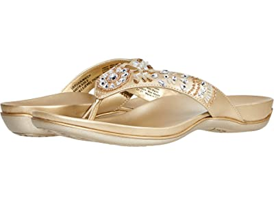 Kenneth Cole Reaction Glam 2.0 Jewel Thong Women