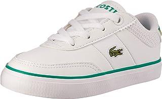 Lacoste Infant's Court-Master 119 4 Fashion Shoes, WHT/GRN