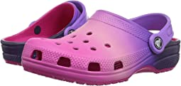 Classic Ombre Clog (Toddler/Little Kid)