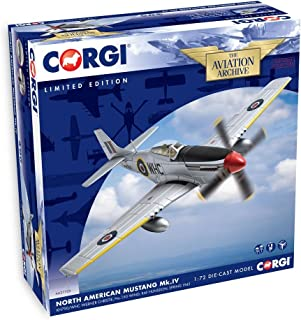 Corgi North American Mustang MK IV 1:72 Diecast Aviation Archive