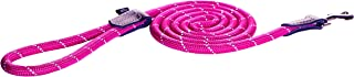 Rogz Rope Lead Pink 1.8m 6mm Sml