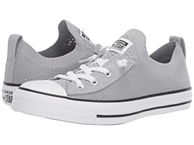 Converse Chuck Taylor All Star Shoreline Knit (Wolf Grey/White/Black) Women