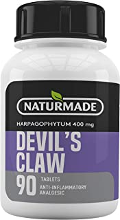 Devils Claw Tablets.