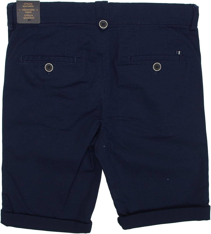 Mayoral - Stretch Bermuda Shorts for Boys - 6230, Blue