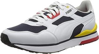 حذاء الركض الرجالي من PUMA R78 FUTR Decon