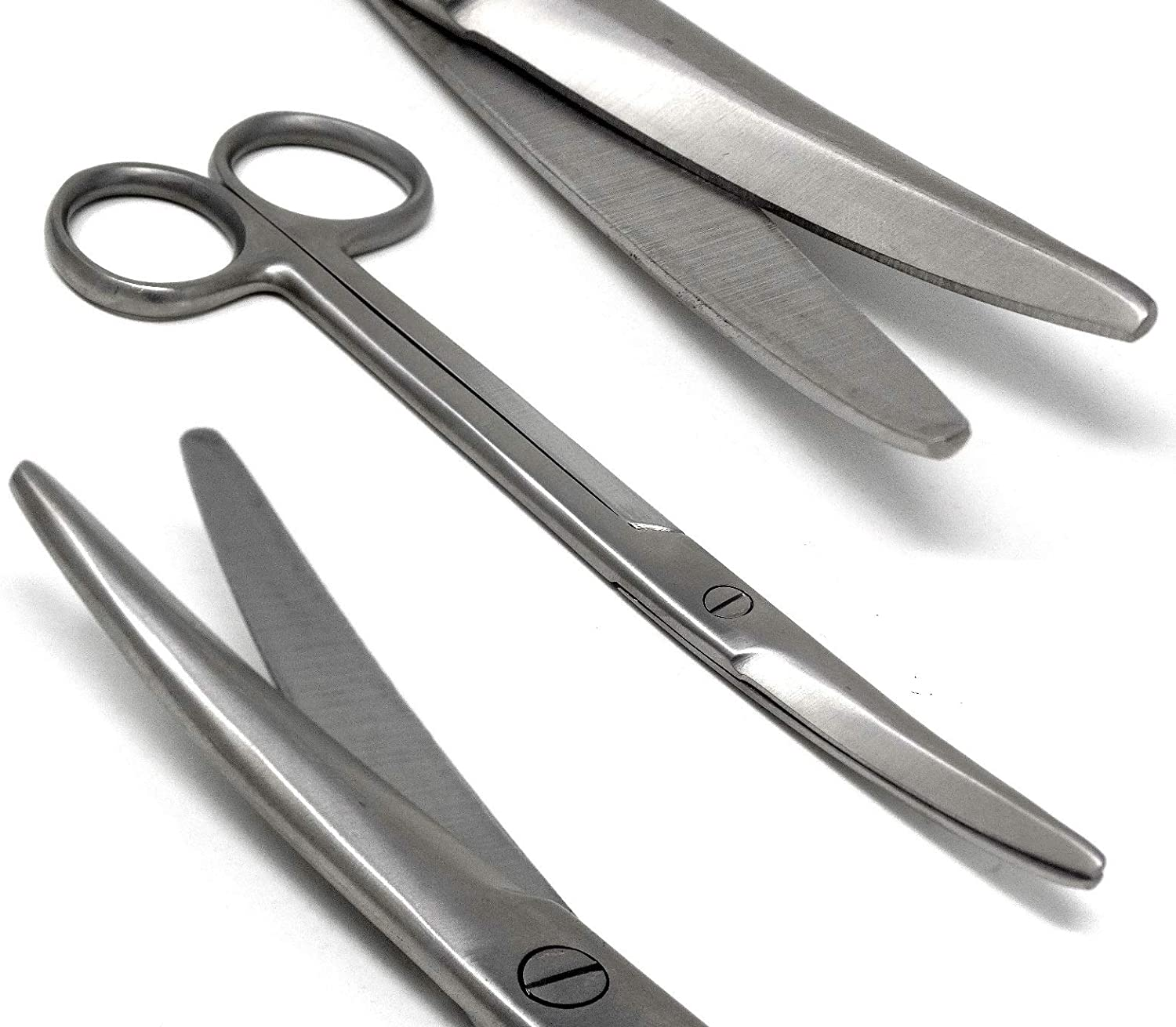 A2Z-MY02 Department store Mayo Max 62% OFF Dissecting Scissors 14cm Stainless Curved 5.5