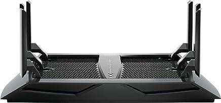 NETGEAR Nighthawk X6 AC3200 Tri-Band Gigabit WiFi Router (R8000-100AUS)