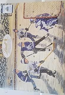 Lindt Holiday Assorted Chocolate Advent Calendar Canadian Hockey, 280g/ 9.9 Ounce