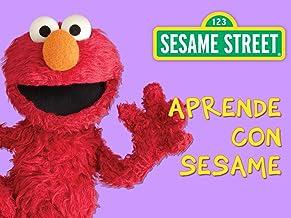 Aprende Con Sesame Season 1 (Spanish)