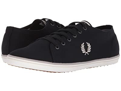 Fred Perry Kingston Twill (Black/1964 Silver) Men