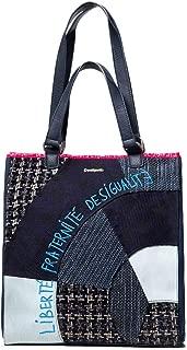 Luxury Fashion   Desigual Womens 19WAXA57BLUE Blue Handbag   Fall Winter 19