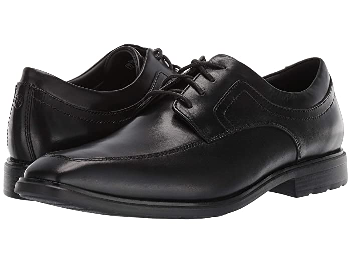 Rockport  DresSports Business 2 Apron (Black Glass) Mens Shoes