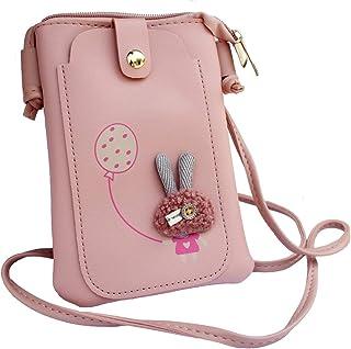 Frackson Side Mobile Bag 2 Pocket Cute stylish latest cross body bag Shoulder Bag for women girls Ladies Best Trending rak...