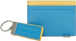 NP HONAU Box Llavero, 10 cm, Azul (Plastic)
