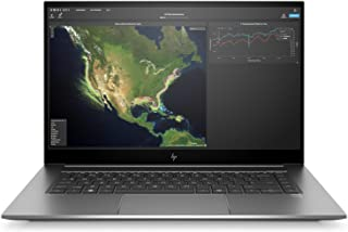 """Adobe & Autodesk Certified Config - HP ZBook Studio G7 15.6"""" Mobile Workstation Laptop - Intel 10th Gen i9-10885H Up to 5...."""