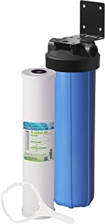 APEC Water Systems CB1-CAB20-BB APEC Whole House Carbon Water Filter with 20
