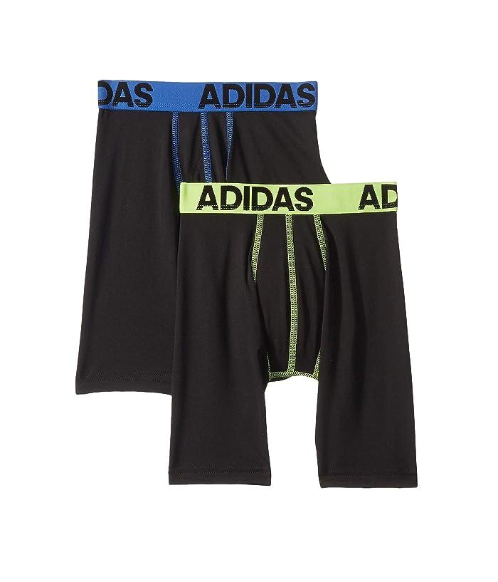 Adidas Kids Sport Performance Climalite 2 Pack Midway Big Kids