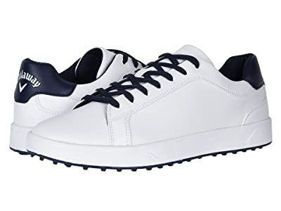 Callaway Del Mar (White/Navy) Men