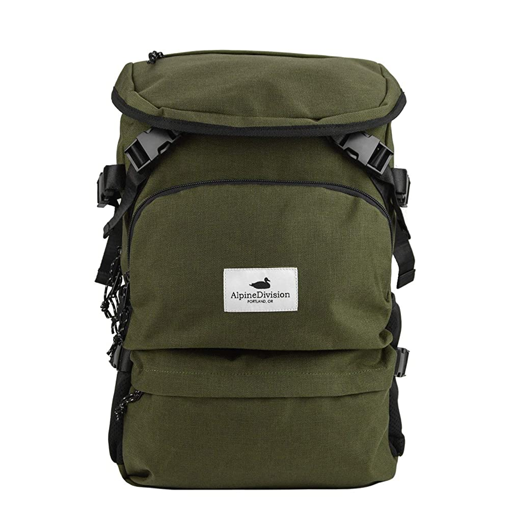 Alpine Division Timberline Laptop Backpack