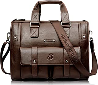 SUNROLAN Men Leather Business 15