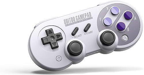 8Bitdo SN30 Pro Retro Bluetooth Gaming Controller