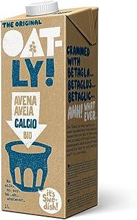 Oatly - Bebida de Avena Original Biológica - Pack de 6 (6 x