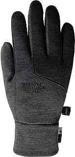 The North Face Etip Glove, TNF Black/TNF Dark Grey Heather, X-Small