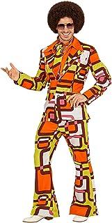 Générique Widmann, costume pour adulte des années 70, combinaison