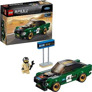 LEGO Speed Champions, Multi-Colour, 75884