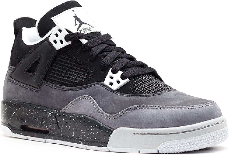 Nike AIR Jordan 4 Retro (GS) 'Fear Pack' - 626970-030