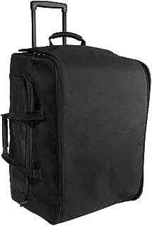Rockville Rolling Travel Case Speaker Bag w/Wheels For EV Electro-Voice ZLX-15P