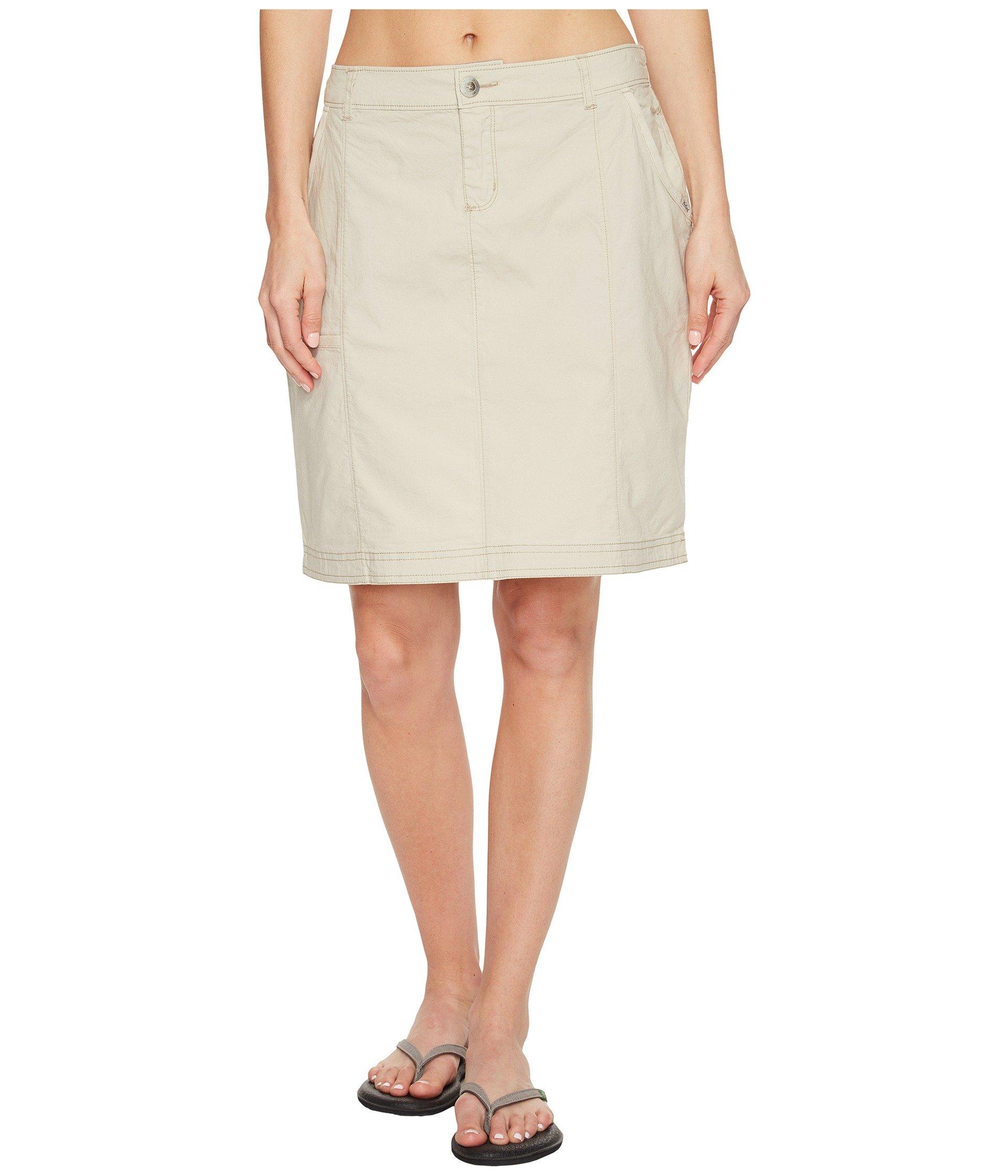 Falda para Mujer Woolrich Vista Point Eco Rich Skirt  + Woolrich en VeoyCompro.net