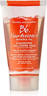 Bumble and Bumble Bb Hairdressers Invisible Cleansing Oil-Creme Duo, 150ml