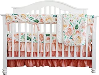 Best coral color baby bedding Reviews