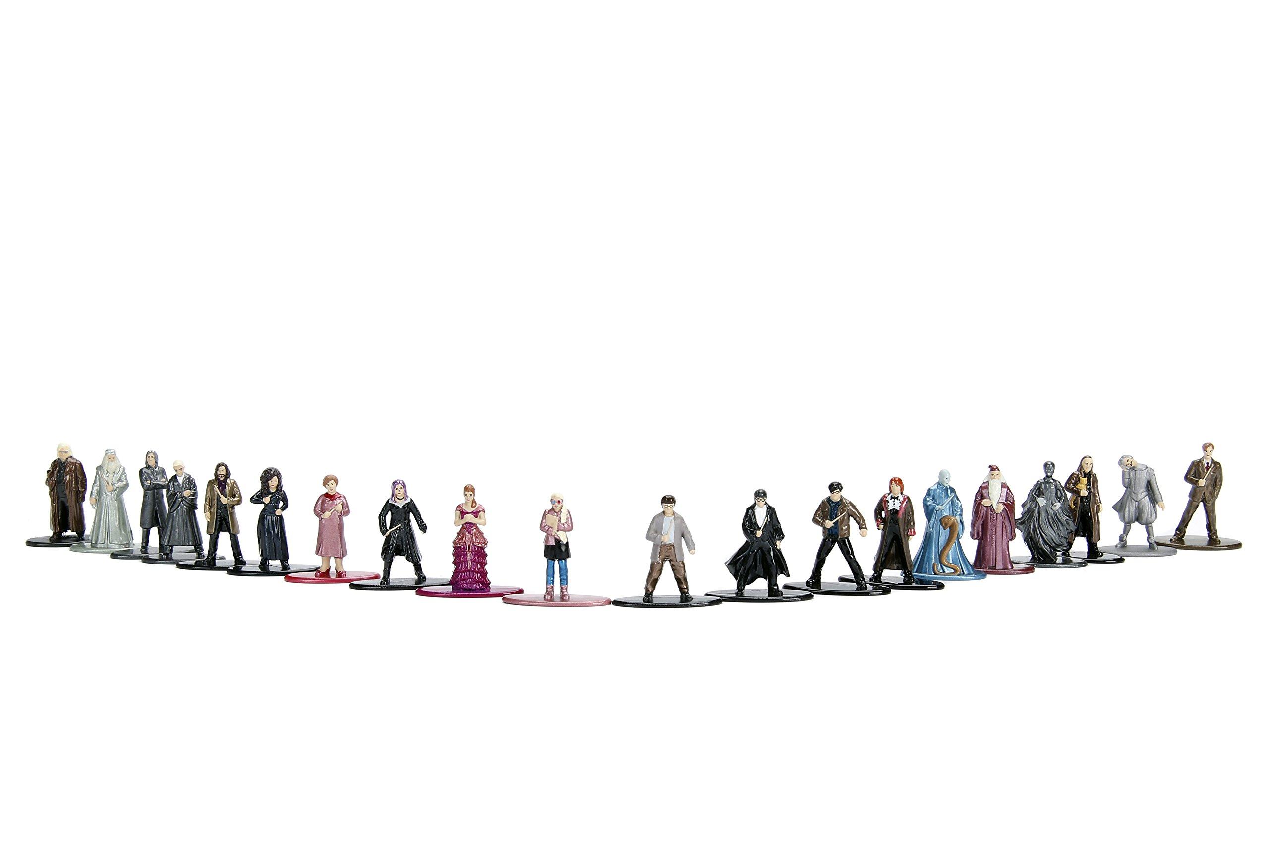 Harry Potter Nano Metalfigs Mini-Figures Wave 2 20-Pack