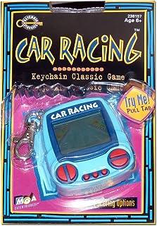 Car Racing, Keychain Classic Game, Mga Entertainment, 1999