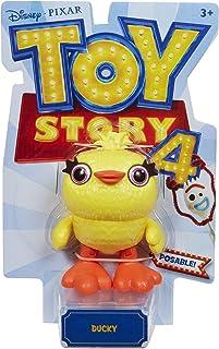 MattelUK Disney Pixar Toy Story 4 17 cm Figure - Ducky