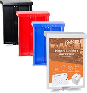outdoor document protection holders