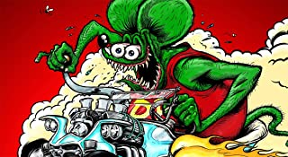 Best Ed Roth Hot Rod Art Of 2020 Top Rated Reviewed