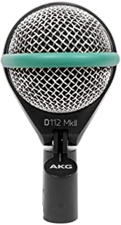 AKG D112 MkII Professional Bass Drum Microphone